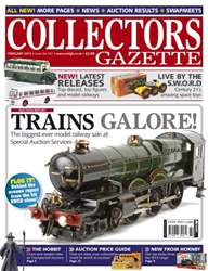 Collectors Gazette issue February 2013