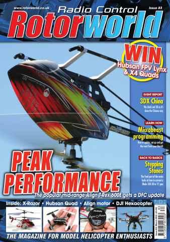 Radio Control Rotor World issue 83