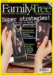 Family Tree issue Family Tree February 2013