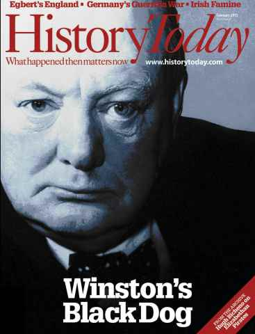 History Today issue February 2013