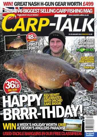 Carp-Talk issue 953