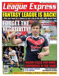 League Express issue 2846