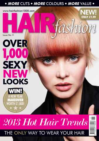 Hair Fashion issue Issue 11