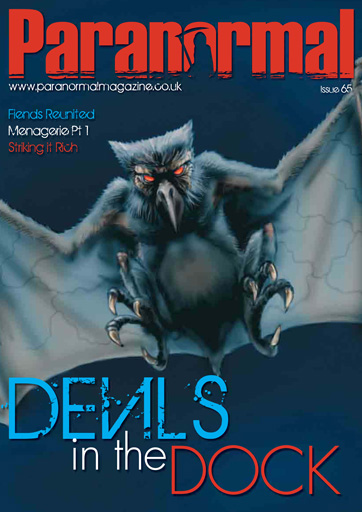 Paranormal issue Issue 65