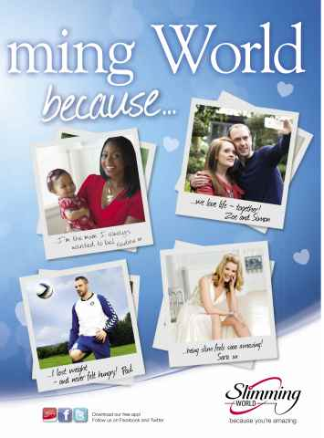 Slimming World March April 2013
