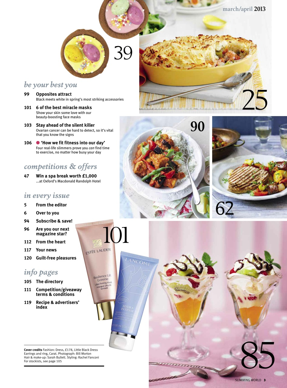 Slimming world march april 2013 Slimming world my account