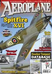 Aeroplane issue No.479 Spitfire XVI