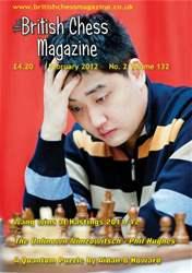 British Chess Magazine issue February 2012