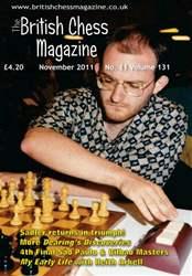 British Chess Magazine issue November 2011