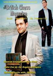British Chess Magazine issue March 2012