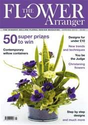 The Flower Arranger issue Spring 2013