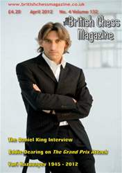 British Chess Magazine issue April 2012