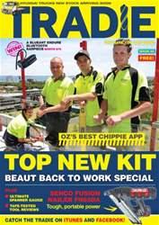 Tradie issue Tradie Feb 2013
