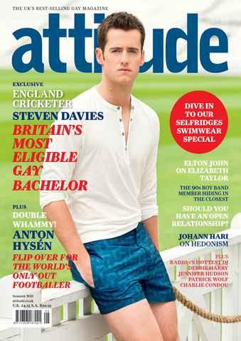 Attitude issue 205