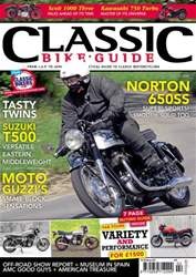 Classic Bike Guide issue February 2013