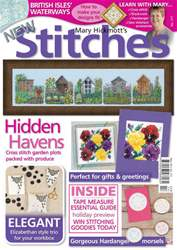 New Stitches issue Issue 217