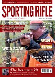 Sporting Rifle issue 87