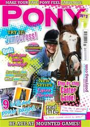 Pony Magazine issue March 2013