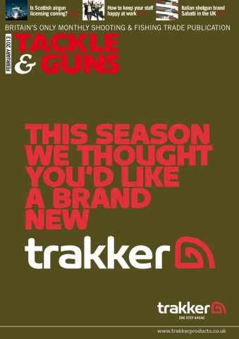 Tackle & Guns issue February Tackle & Guns