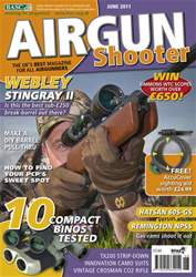 Airgun Shooter issue June 2011
