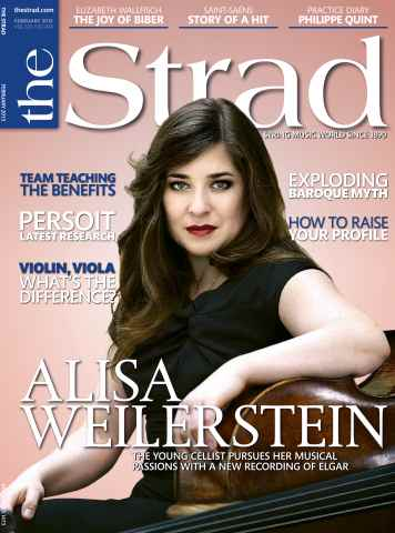 The Strad issue February 2013