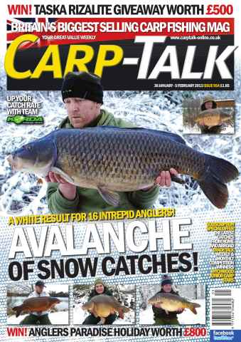 Carp-Talk issue 954