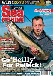 Total Sea Fishing issue March 2013