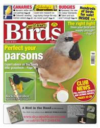 Cage & Aviary Birds issue Cage & Aviary 30 January 2013