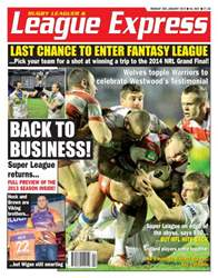 League Express issue 2847