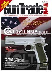 Gun Trade World issue May 2011