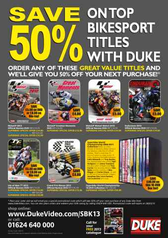 Superbike Magazine Preview 2