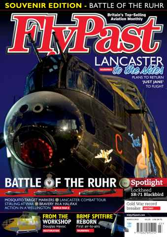 FlyPast issue March 2013