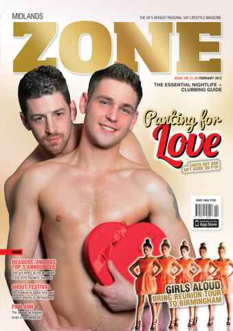 Midlands Zone issue February 2013
