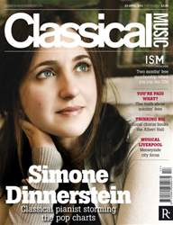 Classical Music issue 23rd April 2011