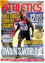 Athletics Weekly issue AW January 31 2013