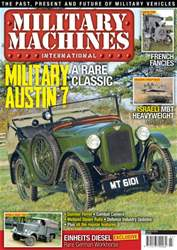 Military Machines International issue March 2013