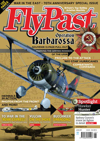 FlyPast issue June 2011