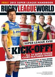 Rugby League World issue 383