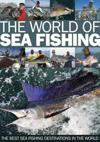Fishing Reads issue The World Of Sea Fishing