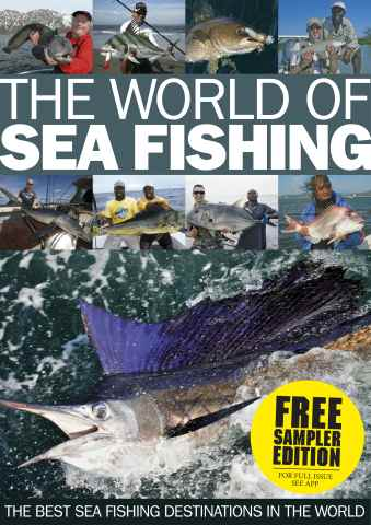 Fishing Reads issue The World Of Sea Fishing Taster