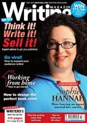 Writing Magazine issue Writing Magazine march