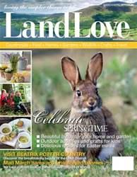 LandLove Magazine issue March-April 2013