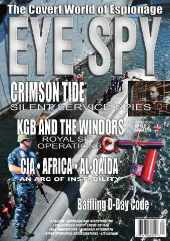 Eye Spy issue Issue 83