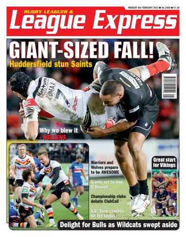 League Express issue 2848