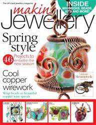 Making Jewellery issue March 2013