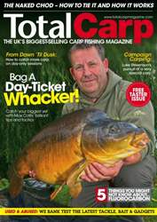Total Carp issue FREE taster issue