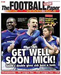 The Football League Paper issue 3rd February 2013