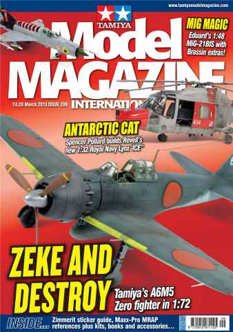 Tamiya Model Magazine issue 209