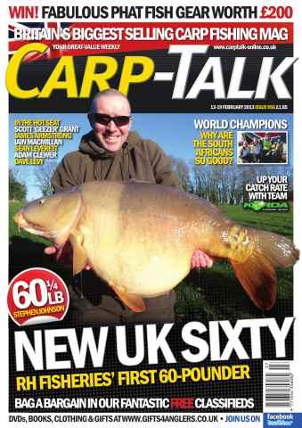 Carp-Talk issue 956