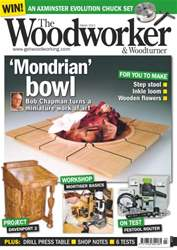 The Woodworker Magazine issue March 2013